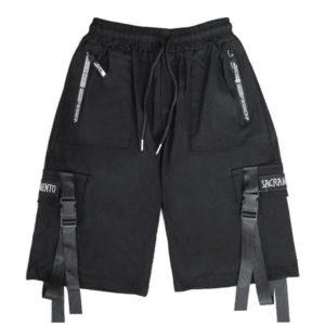 Men's Summer Techwear Shorts