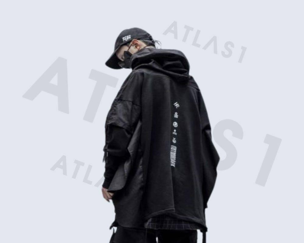 ATLAS 1 Techwear Banner