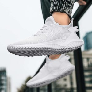 Laceless Techwear Men's Running Shoes