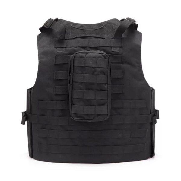 11 BYBB DARK Sport Vests with Waist Bag Men Multifunction Breathable Tactical Pocket Utility Techwear Tactical Vests Streetwear