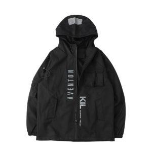 11 BYBB'S DARK Multi Pockets Cargo Jackets Men Windbreaker 2020 Hip Hop Streetwear Outdoor Techwear Jackets Harajuku Cargo Coats