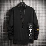 2021 Solid Color Sweatshirt Men'S Hoodies Spring Autumn Hoody Casual Streetwear Clothes
