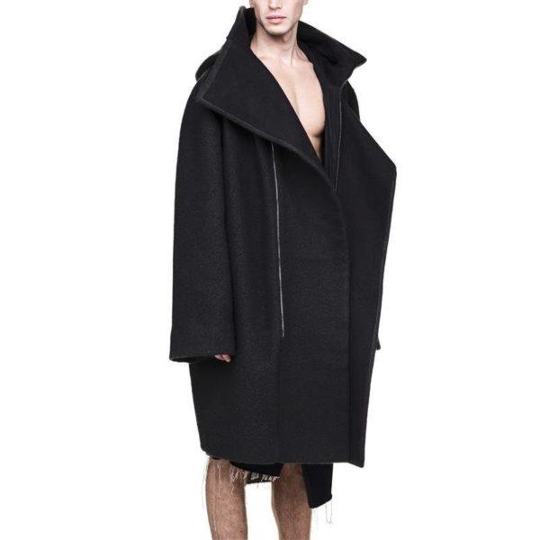 Capsule City Hooded Profile Coat Street Parker Coat Keeps Warm