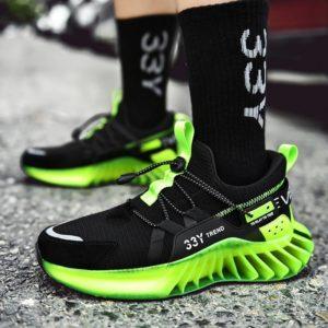 FlightMode© Men's Jelly Techwear Sports Sneakers