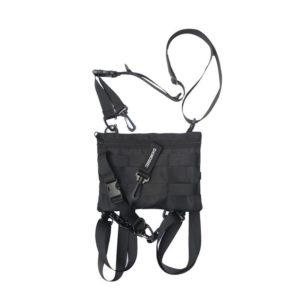 Unisex Techwear Functional Chest Bag