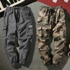 Men's Cotton Plus Size Tactical Cargo Pants