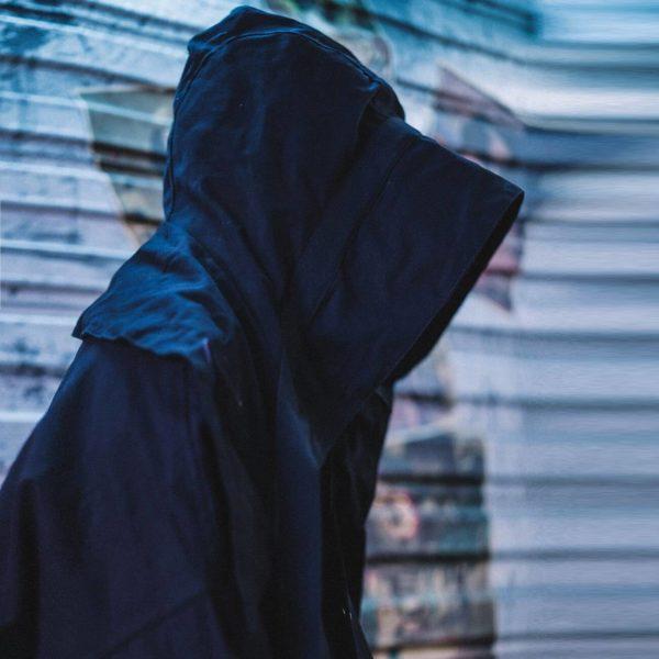 Men's Dark Wizard Ovrsized Techwear Windbreaker