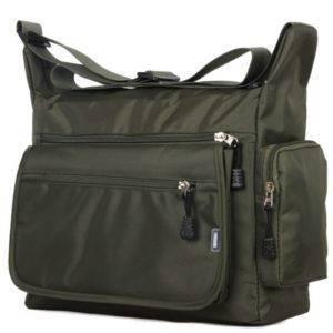 Men's Large Capacity Casual Techwear Crossbody Bag