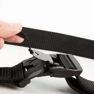 Men's Magnetic Tactical Buckle Techwear Belt
