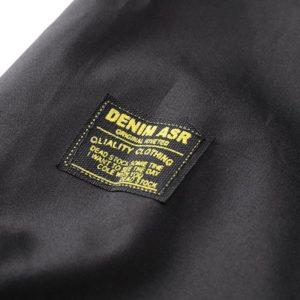 Men's Oversized Pocket Techwear Bomber Jacket
