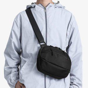 OZUKO New Men Shoulder Bag High Quality Waterproof Male Messenger Bags Fashion Crossbody Bag for Teenage Light Weight Travel Bag