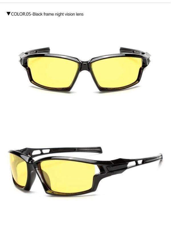 Techwear Frameless Night Vision Glasses