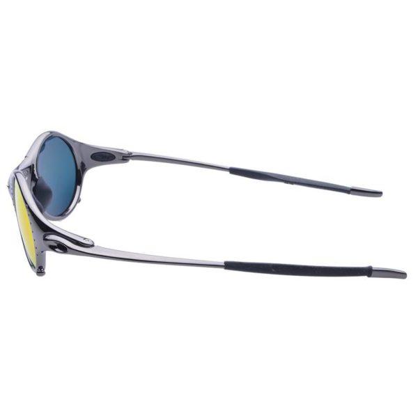 Techwear Sports Riding Cycling Sunglasses Metal Frame Polarized Cycling Glasses Men's Sunglasses UV400 Glasses Cycling Eyewear E5-1
