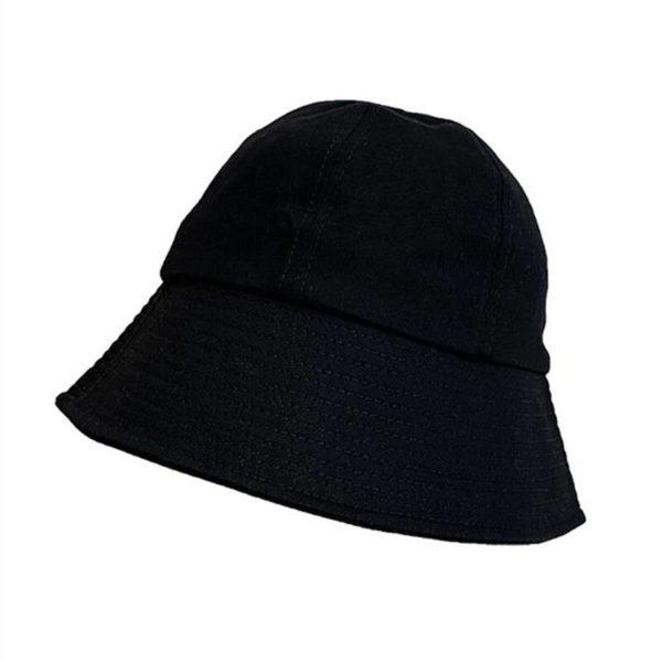 Unisex Bucket Hat Women Summer Casual Street Sun Hat Korean Visor Beach Caps Hip Hop Cap Men Outdoor Travel Fishermen Hats