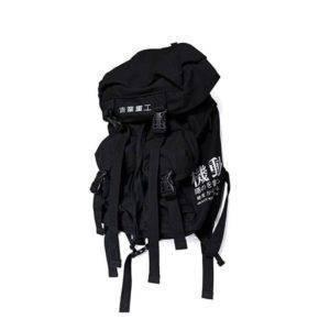 Asian Techwear Streetwear Backpack